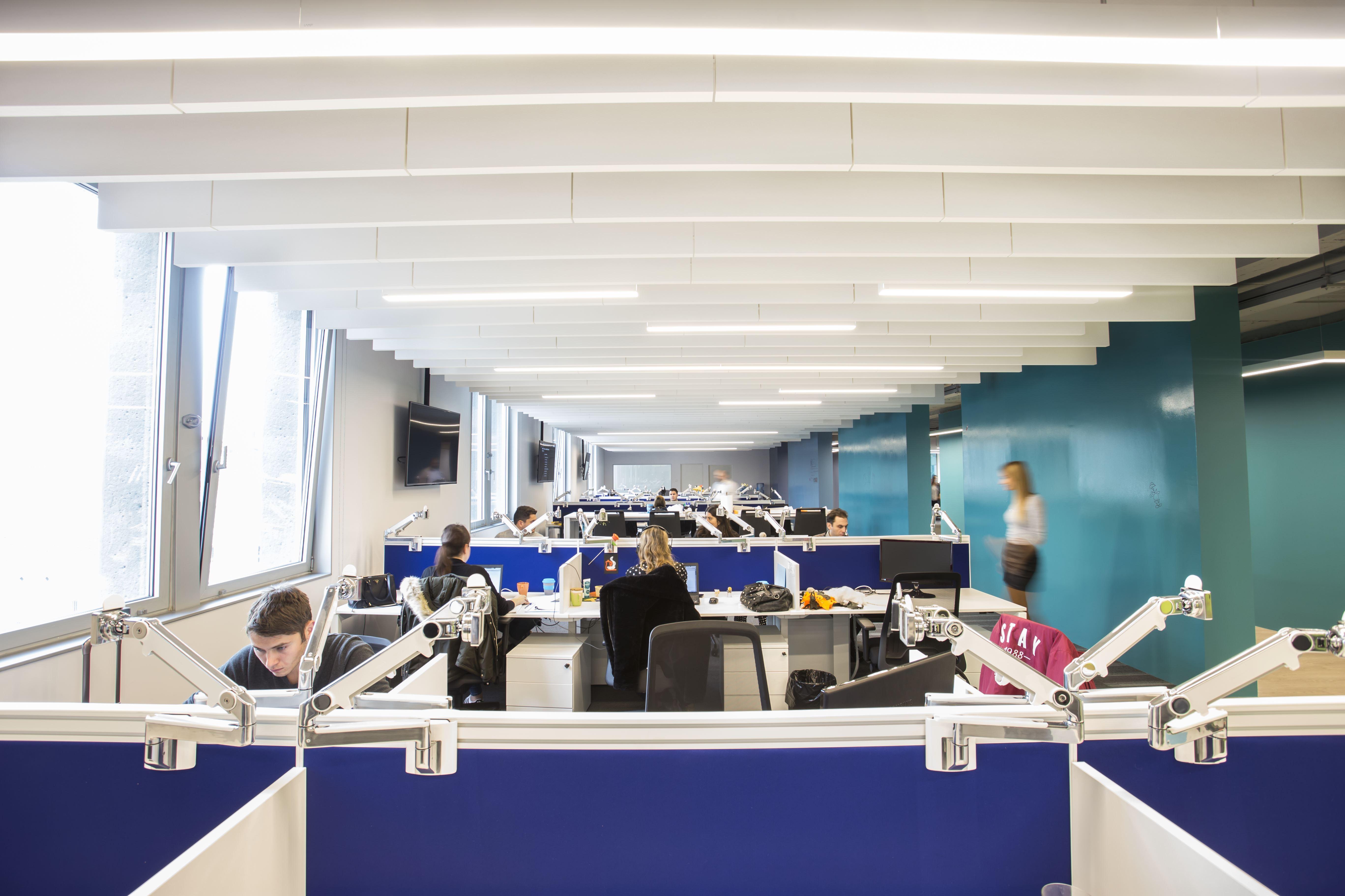 Soluciones en oficinas for Ono oficinas