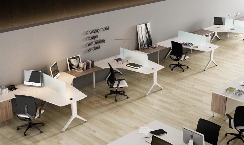 Despachos operativos for Distribucion oficinas